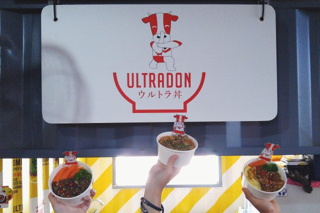 ultradon food container lebak bulus
