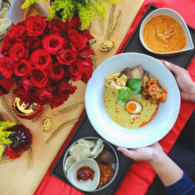 tesate imlek menu set 2016