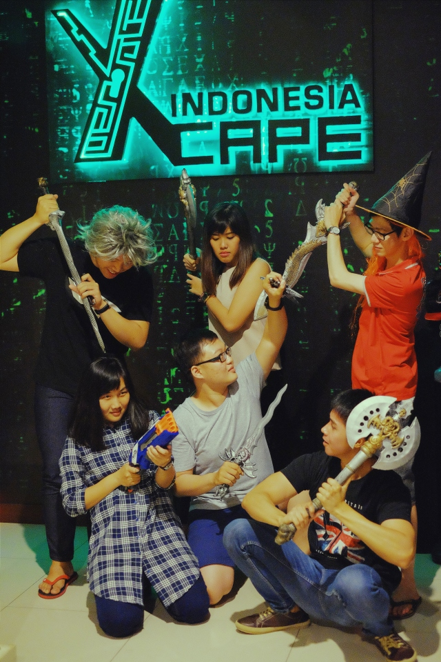 xcape escape room pik